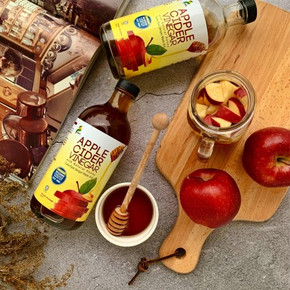 Surya Apple Cider Vinegar 450ml x 2