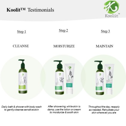 Koolit Soothing Lotion 200ml