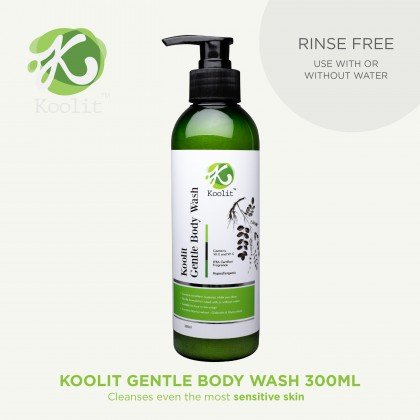 Koolit Gentle Body Wash 300ml