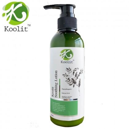Koolit Combo Gift Set (Body Wash + Calming Cream + Soothing Lotion)