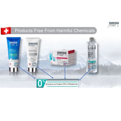 Swiss Image Essential Care: Mattifying Face Wash Gel + Absolute Hydration Day Cream