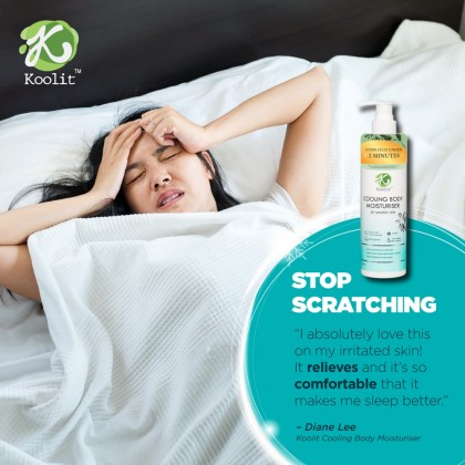Koolit Cooling Body Moisturiser