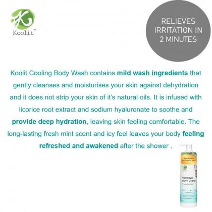 Koolit Cooling Body Wash